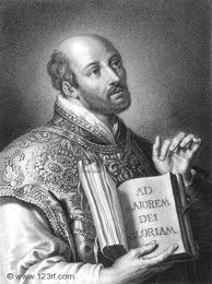SAN IGNACIO DE LOYOLA, presbítero y fundador de la Compañía de Jesús,1491-1556
