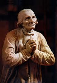 SAN JUAN MARÍA VIANNEY, el 'cura de Ars', patrono de los párrocos, 1786-1859