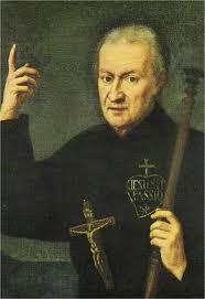 SAN PABLO DE LA CRUZ, fundador de los clérigos descalzos de la Santa Cruz y la Pasión, 1694-1775