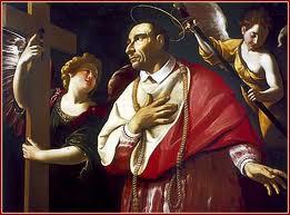 SAN CARLOS BORROMEO, arzobispo de Milán y cardenal, 1538-1584
