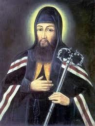 SAN JOSAFAT, obispo de Polostsk, mártir, l580 - l623