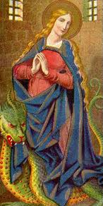 SANTA MARGARITA, reina de Escocia, 1046-1093