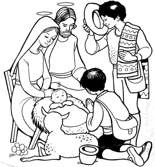 Matrimonio Palabra Biblia : Natividad del señor recursos imágenes gráficos videos