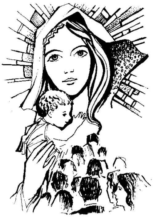 Resultado de imagen para Sta. María, Madre de Dios msc peru