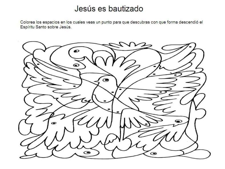 Fiesta del Bautismo del Señor C - Recursos (imágenes,grafícos ...
