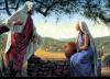 Domingo 3  de Cuaresma A - La Samaritana y Jesús