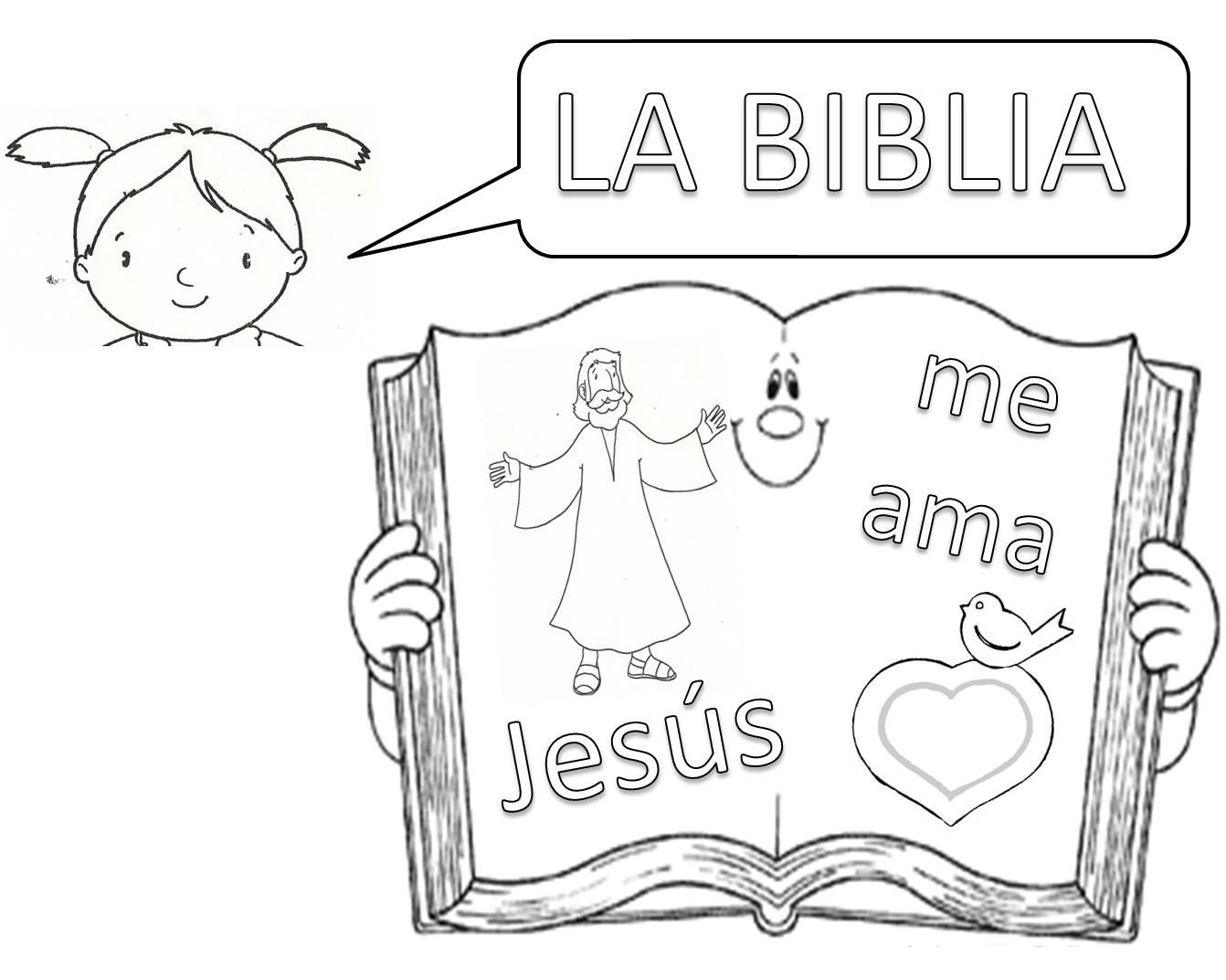 Contemporáneo Jesús Me Ama Páginas Para Colorear Para Niños Molde ...