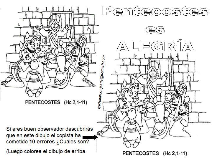 Solemnidad de Pentecostés - Gráficos, Videos y Audios: Preparemos la ...