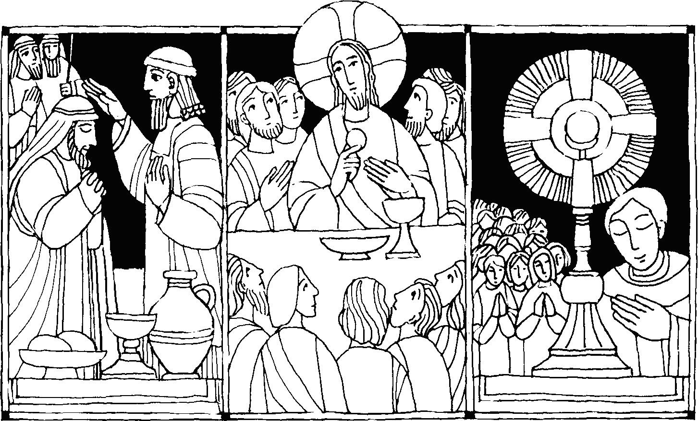 Matrimonio Palabra Biblia : Solemnidad de corpus christi c recursos imágenes