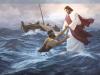 Domingo 19 Ciclo A - Jesús camina sobre las aguas