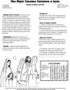 """Domingo 20 A - Jesús y la Cananea - """"Mujer, qué grande es tu fe"""""""