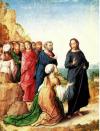 """Domingo 20 A - Jesús y la Cananea: """"Mujer, qué grande es tu fe""""."""