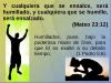 Domingo 31 A - el que se humille será ensalzado