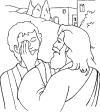 Domingo 30 B Curación del ciego Bartimeo