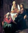 Domingo 16 C - Marta y María