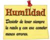 Domingo 22 C - El que se humilla será enaltecido