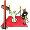 Domingo 25 C - No podéis servir a Dios y al dinero
