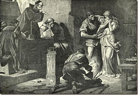 inquisicion medieval: