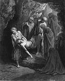 Dore_43_John19_The Burial of Jesus