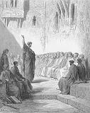 Dore_44_Acts17_Paul Preaches to the Thessalonians