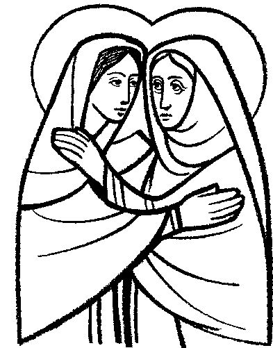 Visitation of Mary and Elizabeth