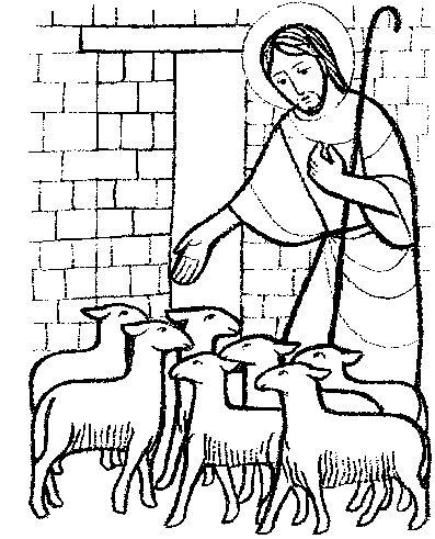 Domingo 4 De Pascua A El Buen Pastor Cuida A Las Ovejas