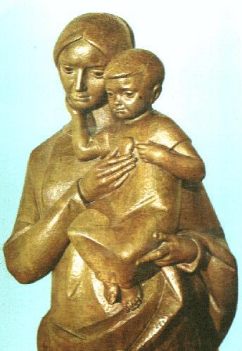Nuestra Señora del Sagrado Corazón Abogada de las causas difíciles y desesperadas