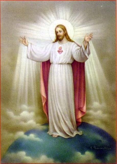 MES DEL SAGRADO CORAZÓN DE JESÚS- DÍA NOVENO
