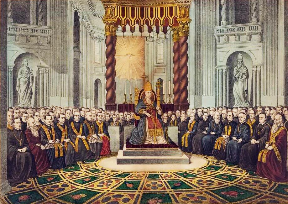 Resultado de imagen para Fotos del Concilio de Pisa